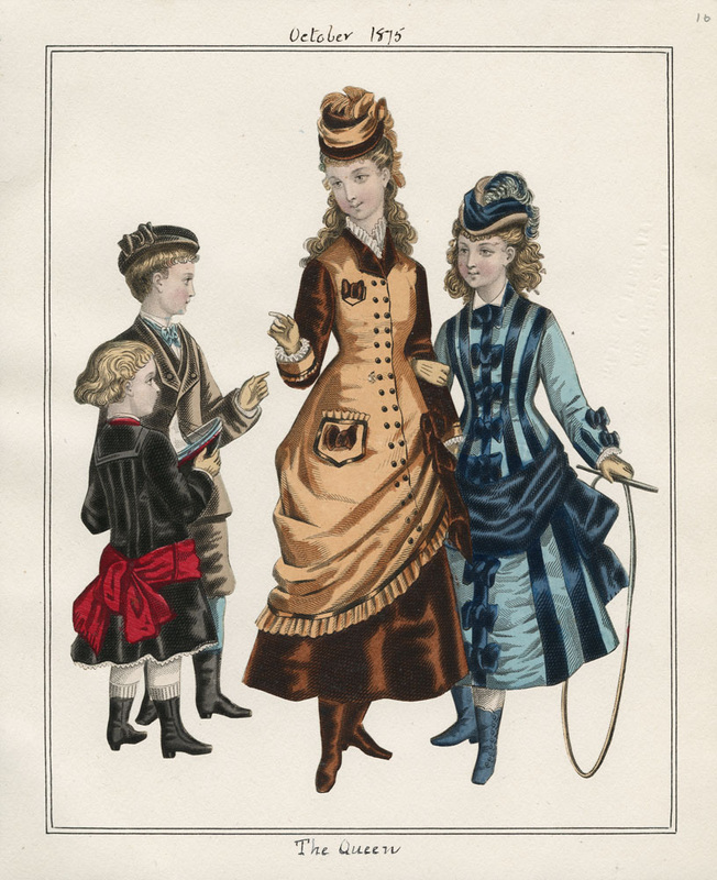19th Century Paper Doll Blog 19th Century Paper Dolls